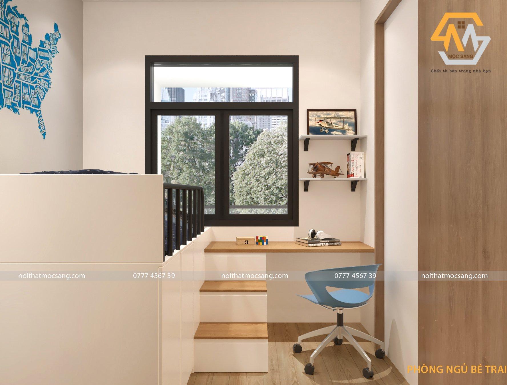 thiết kế thi công nội thất tại Quảng Ngãi